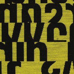 Letters 440 | Fabrics | Kvadrat