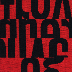 Letters 640 | Tejidos | Kvadrat