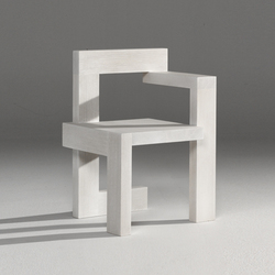 Sillas-Asientos-Steltman Chair-Rietveld by Rietveld