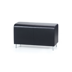 Bench Two-seater | Panche attesa | Vitra