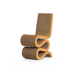 Wiggle Side Chair | Chaises | Vitra
