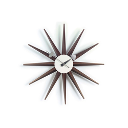 Sunburst Clock | Horloges | Vitra