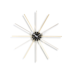 Star Clock | Clocks | Vitra