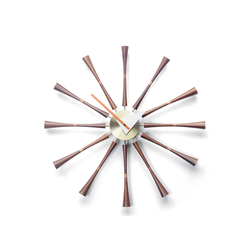 Spindle Clock | Relojes | Vitra