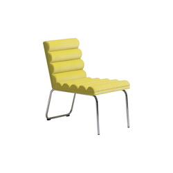 Chicago Easy Chair | Loungesessel | Lammhults