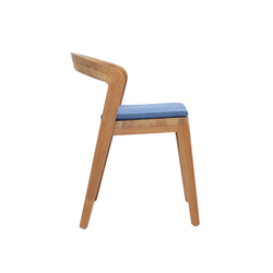 Play Chair – A Grade teak | Restaurantstühle | Wildspirit