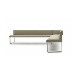 Quant | Waiting area benches | COR