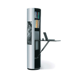 WOGG AMOR Litfass-Säule | Brochure / Magazine display stands | WOGG