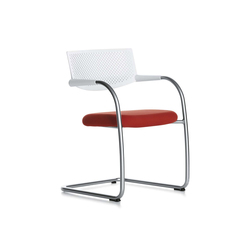 Visavis 2 | Visitors chairs / Side chairs | Vitra