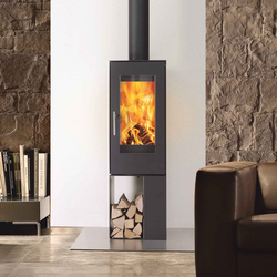 Q-BIC 127 | Wood burning stoves | Attika Feuer