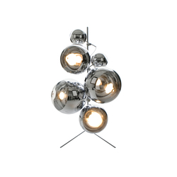 Mirror Ball Tripod Stand | Allgemeinbeleuchtung | Tom Dixon