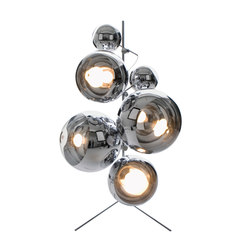 Mirror Ball Tripod Stand Chrome | Iluminación general | Tom Dixon