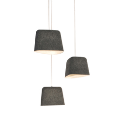 Felt Shade Pendant | General lighting | Tom Dixon