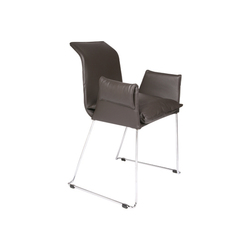 Mexico Chair | Visitors chairs / Side chairs | KFF