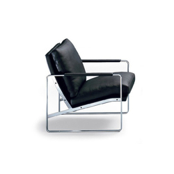 Fabricius 710 Sessel | Loungesessel | Walter Knoll