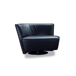 Drift armchair | Sillones lounge | Walter Knoll