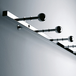 coatrack z | Built-in wardrobes | Radius Design