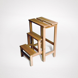 stool ladder | Escaleras para bibliotecas | Radius Design