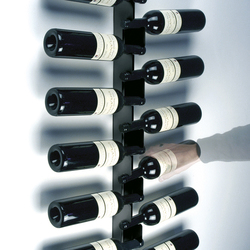 flaschenwandregal | Weinregale / Flaschenregale | Radius Design