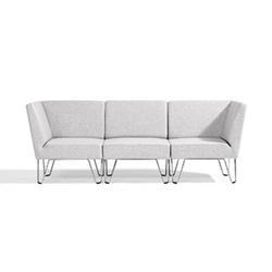 Qvarto modular sofa | Lounge sofas | Blå Station