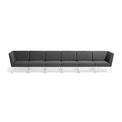 Qvarto modular sofa | Modular seating systems | Blå Station