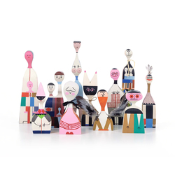 Wooden Dolls | Objects | Vitra