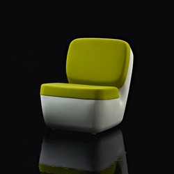 Nimrod | Lounge chairs | Magis