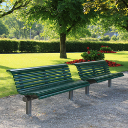 Uni Bench | Exterior benches | BURRI