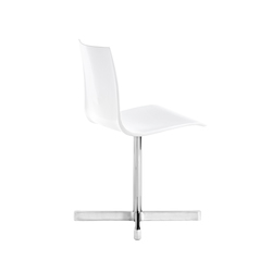 Wok swivelling chair | Sillas de conferencia | Desalto