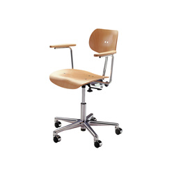 S 197 AR swivel chair | Office chairs | Wilde + Spieth