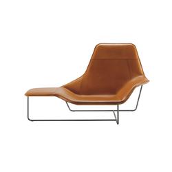 Lama | 921 | Chaise longue | Zanotta