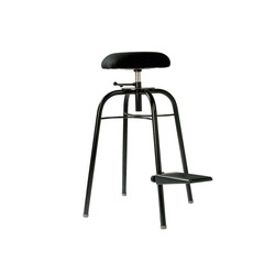 Bass Travel Stool  710 1208 | Orchesteral furniture | Wilde + Spieth