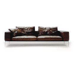 Lifesteel | Lounge sofas | Flexform