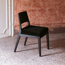 Ludovica | Visitors chairs / Side chairs | Flexform Mood