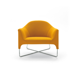 Bali armchair | Lounge chairs | Poliform