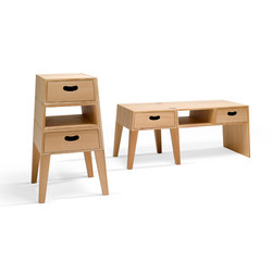 Table-Chest | Tables d'appoint | Röthlisberger Kollektion