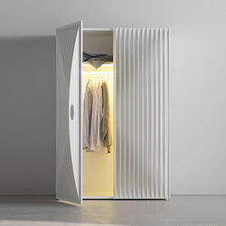 Blend wardrobe | Cabinets | CASAMANIA-HORM.IT