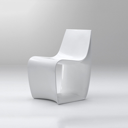 Sign chair | Garden chairs | MDF Italia