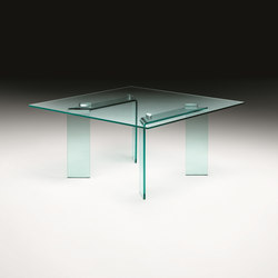 RAY | Meeting room tables | Fiam Italia