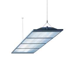 VAERO Apparecchio waveguide | Pendant strip lights | Zumtobel Lighting