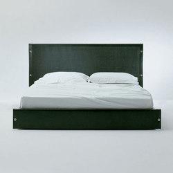 Lario Bed | Camas dobles | Bonacina Pierantonio