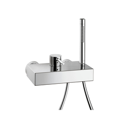 AXOR Starck X Single Lever Shower Mixer for exposed fitting DN15 | Shower taps / mixers | AXOR