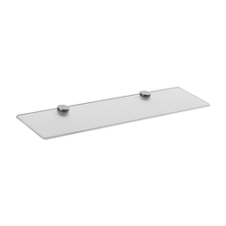 AXOR Uno Glass Shelf | Bath shelves | AXOR