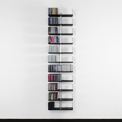 adeco wallstreet Totem | CD racks | adeco
