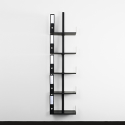 adeco wallstreet Totem | Office shelving systems | adeco