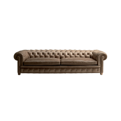 Chester One | Loungesofas | Poltrona Frau