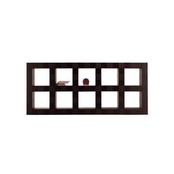 H_O | Systèmes d'étagères | Poltrona Frau