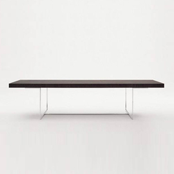 Athos 12 dining tables by b b italia architonic - B b italia athos dining table ...