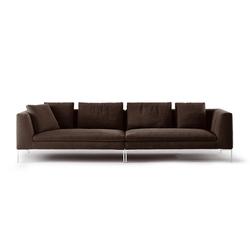 Charles CH156S+CH156D | Lounge sofas | B&B Italia