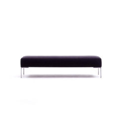 Charles CH150P | Upholstered benches | B&B Italia